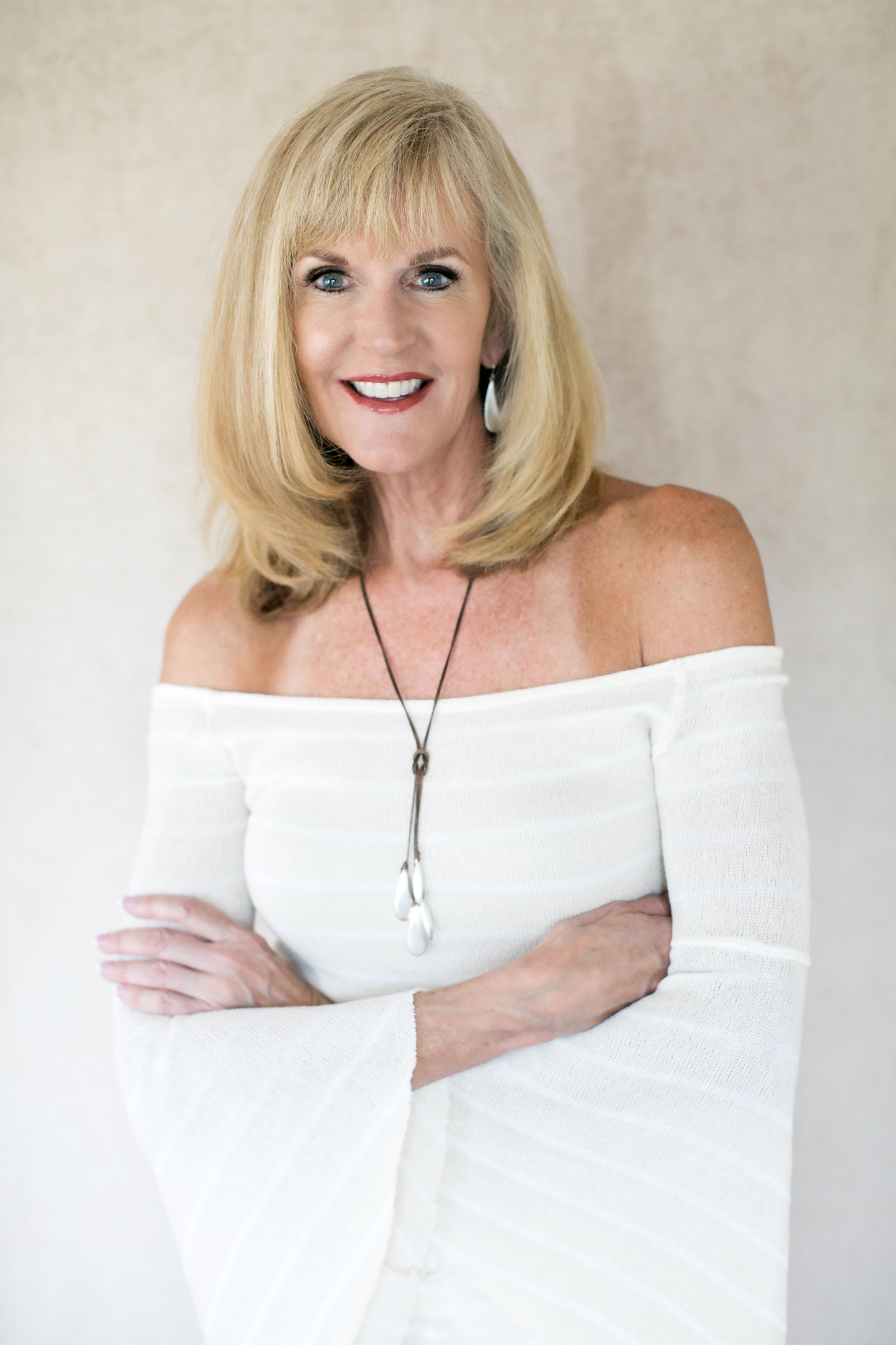 - What You Receive:As one of my '50 OVER 50' women, you will receive a wonderful package which includes:• Pre-consultation with me to discuss how you want to be photographed including a style consultation.• Hair and makeup on the day of the photo shoot (you will feel amazing!)• Fully guided professional photo shoot that you will truly enjoy.• A reviewing session where you can see all your beautiful photographs.• Inclusion in a Photo Book at the end of the projectOther conditions may apply.The project will be promoted in many ways so you'll need to be happy with…•Being interviewed by me before and after the photoshoot about being a woman over 50. This may include video interviews.•That interview being shared on my website and social media.•Your photo being included in the Photo Book.I will keep in touch with all participants throughout the project with updates, insights and information.