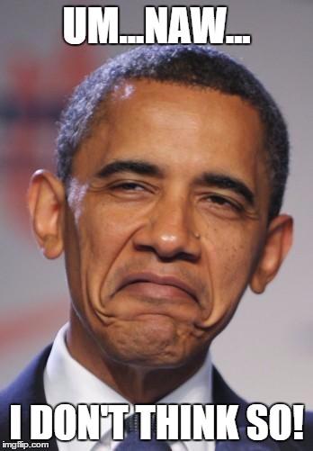 (he also didn't like Obama, soooo….