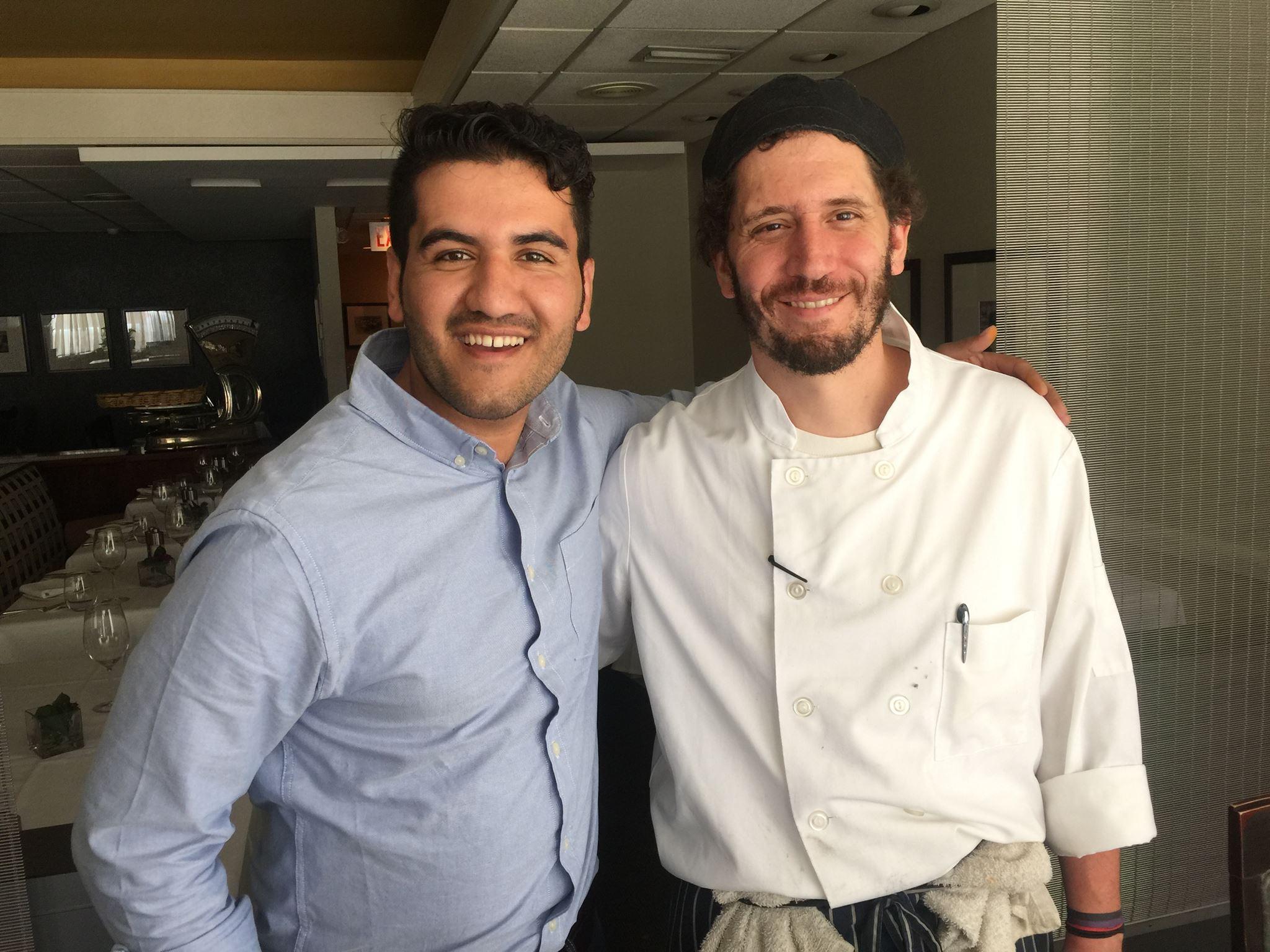 Chef Justin of Sanford