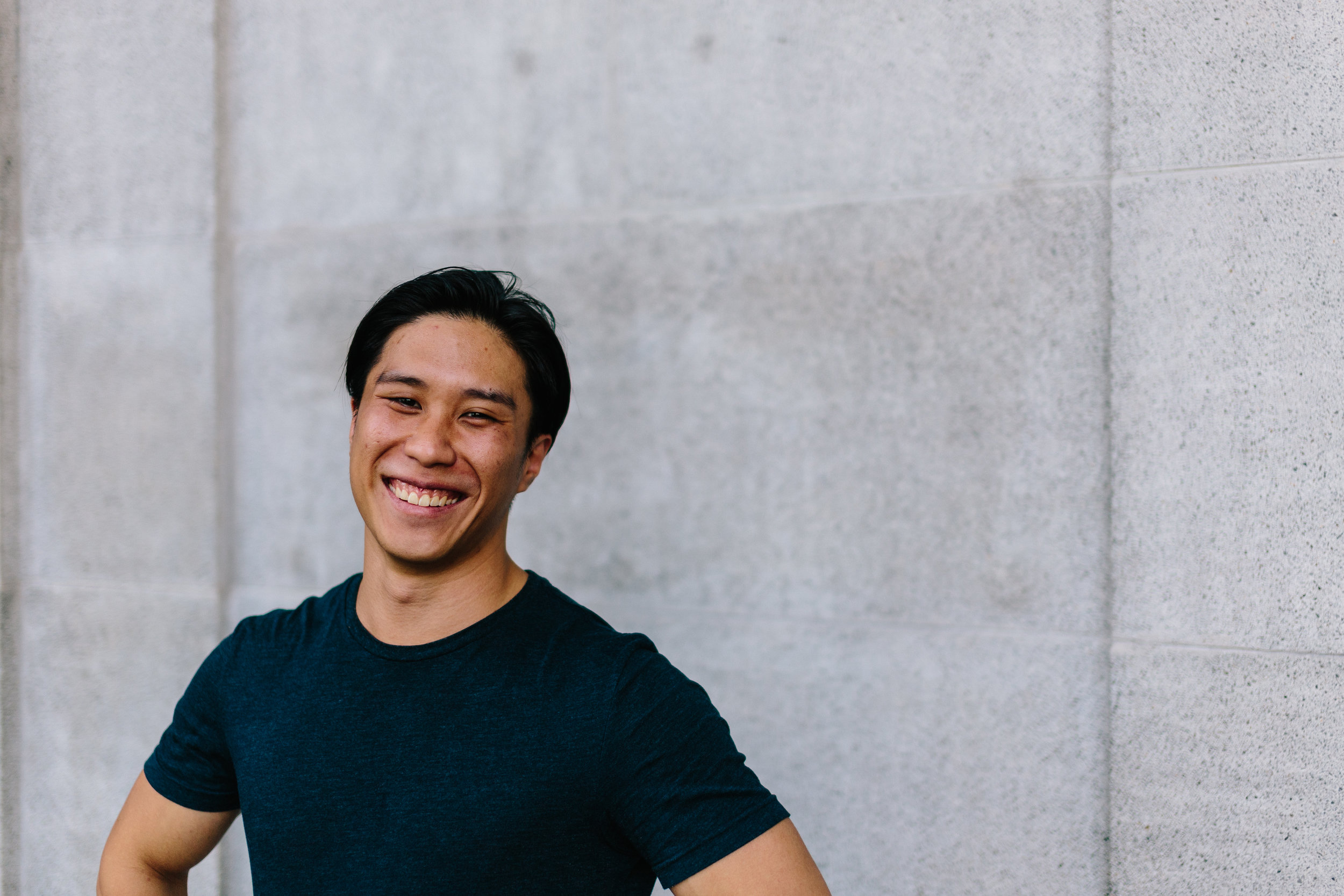JEREMY TAN - SENIOR TRAINERJeremy is a Level 3 Active IQ and PTA Global Certified Personal Trainer. His study was in Business Administration. He loves TO READ non-fiction, sing & play the acoustic guitar. HE OWNS A CAT CALLED KITTY.