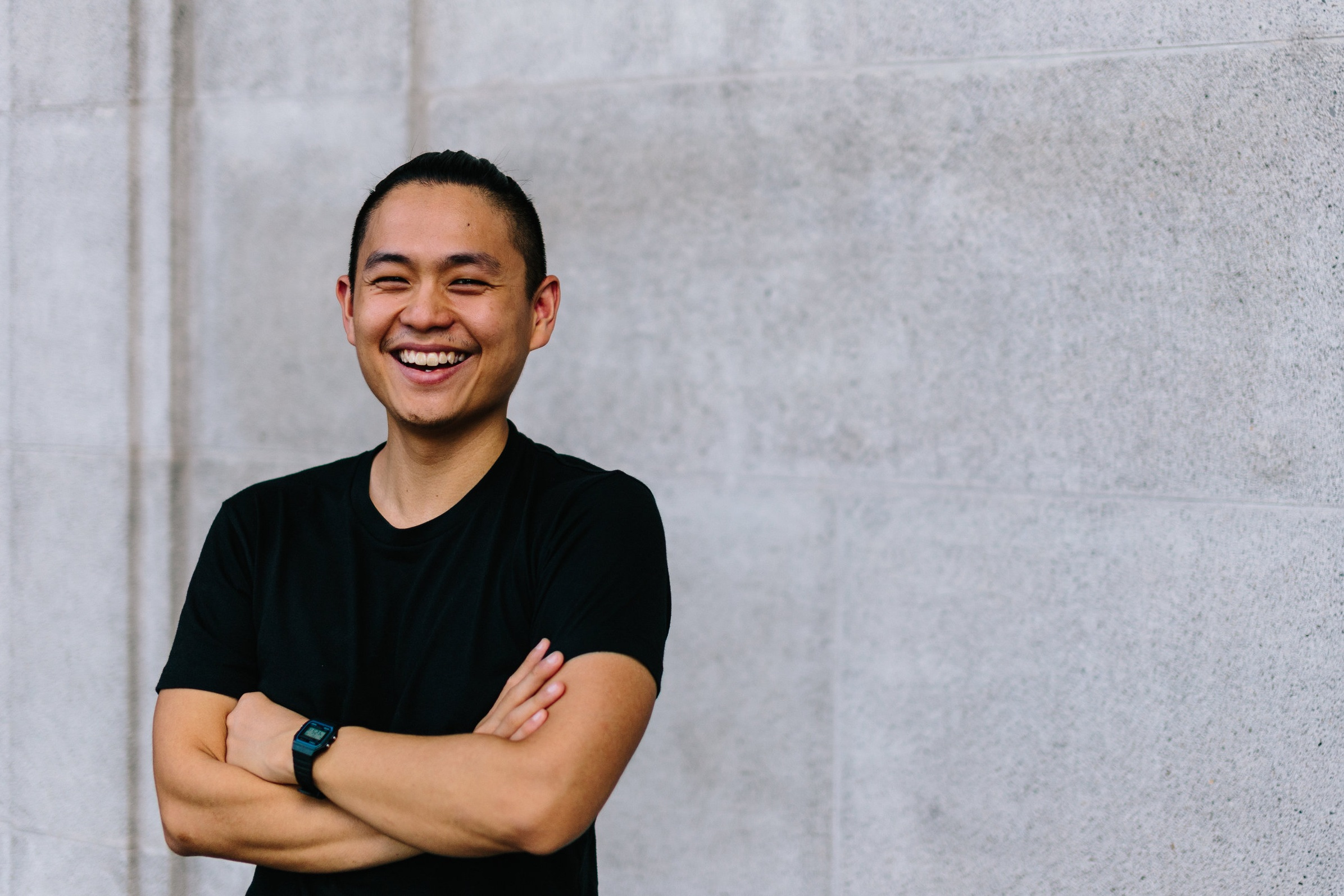 WU CHI SENG - FOUNDER | CHIEF TRAINERChi Seng is a certified FISAF International Personal Trainer and majored in Film Studies. IN addition to FITNESS, He likes studying GEEKY STUFF and listening to good music. He plays the cello & the electric guitar. He is father to Puffy & 6 cats.