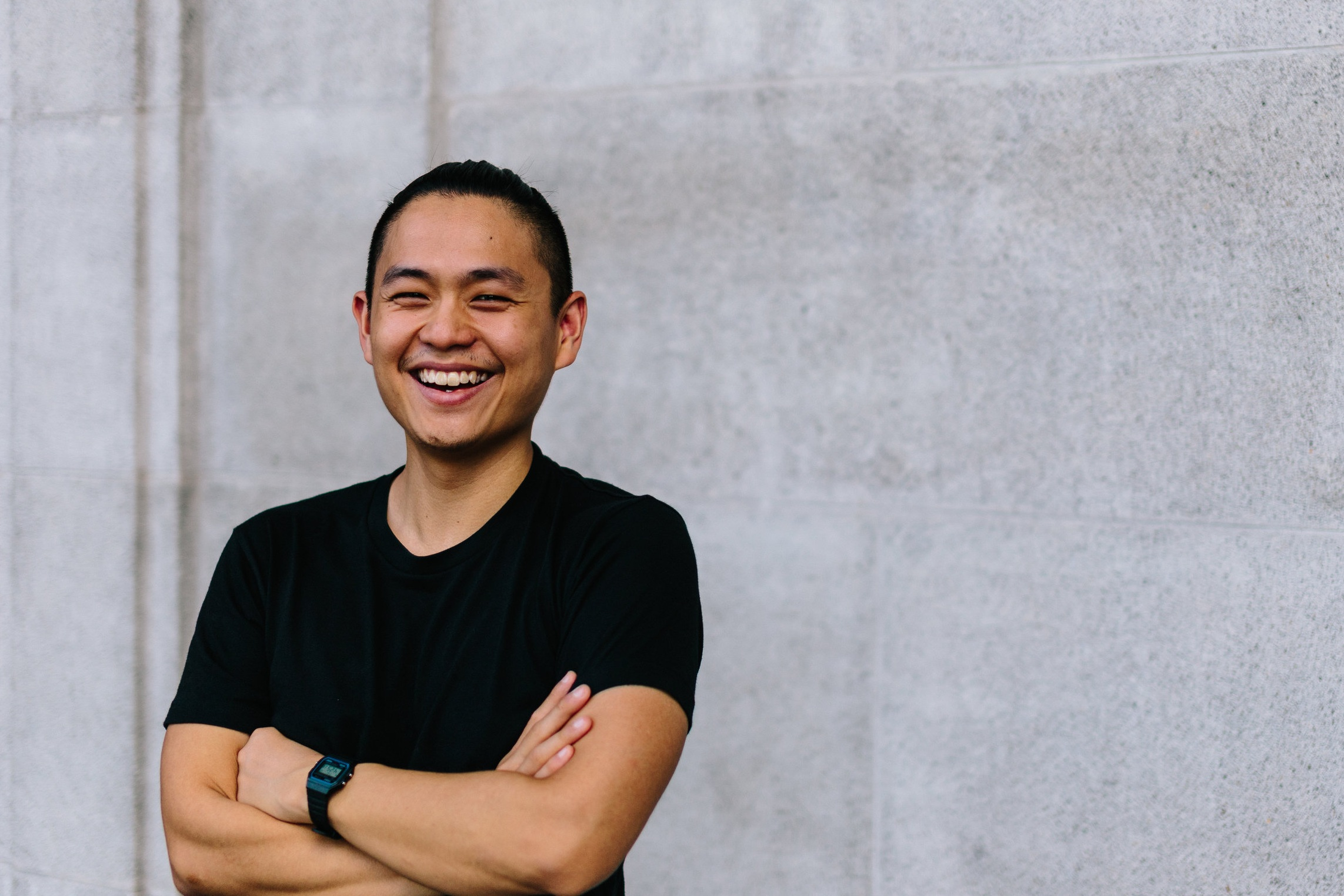 Evans Wu - FOUNDER | CHIEF TRAINEREvans is a certified FISAF International Personal Trainer and majored in Film Studies. In addition to fitness, he loves computer programming and listening to good music. He plays the cello & the electric guitar and is father to Puffy & 6 cats.