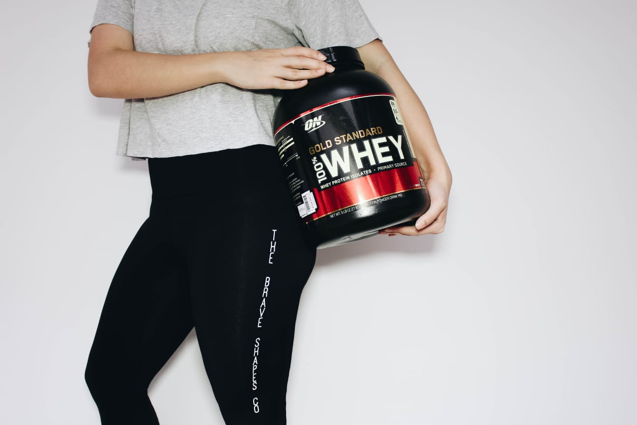 We only give you the best protein brands!