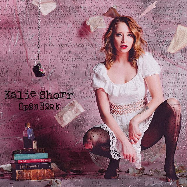 Kalie Shorr's album, Open Book is out today! Co-produced by @kalieshorr and our very own, Skip Black! We're so excited to have 4 LWP songs on the album! #OpenBook