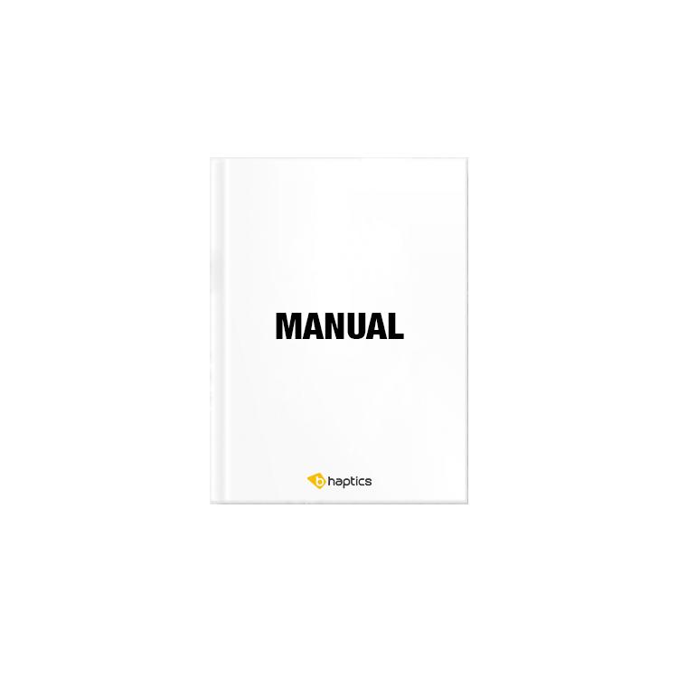 Manual(Tactot) x1