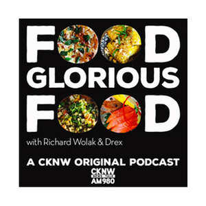 Balila Hummus Seen on CKNW Food Glorious Food Podcastt