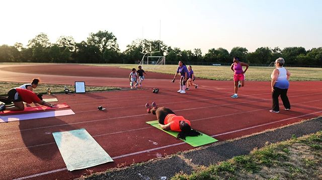 Bootcamp warriors! The ladies did amazing as the sun was setting. Join us next Saturday 07/21 at 10am. Sign up - link in bio. . . . .  #findyouractive #nuactivefitness #setgoalsandcrushthem #northjersey #fitnessgoals #getinshape #trainhard #outdoorsworkout #weightloss #fitness #fitlife #personaltrainer #fitfluential #bergencounty #leonia #fortlee #teaneck #paramus #englewoodcliffs #hackensack #hasbrouckheights #fairlawn #franklinlakes #saddlebrook #lyndhurstnj  #overpeckpark