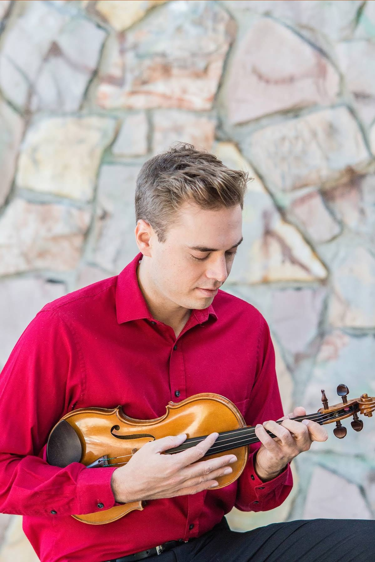JOSEPH CHRISTIANSON - violin