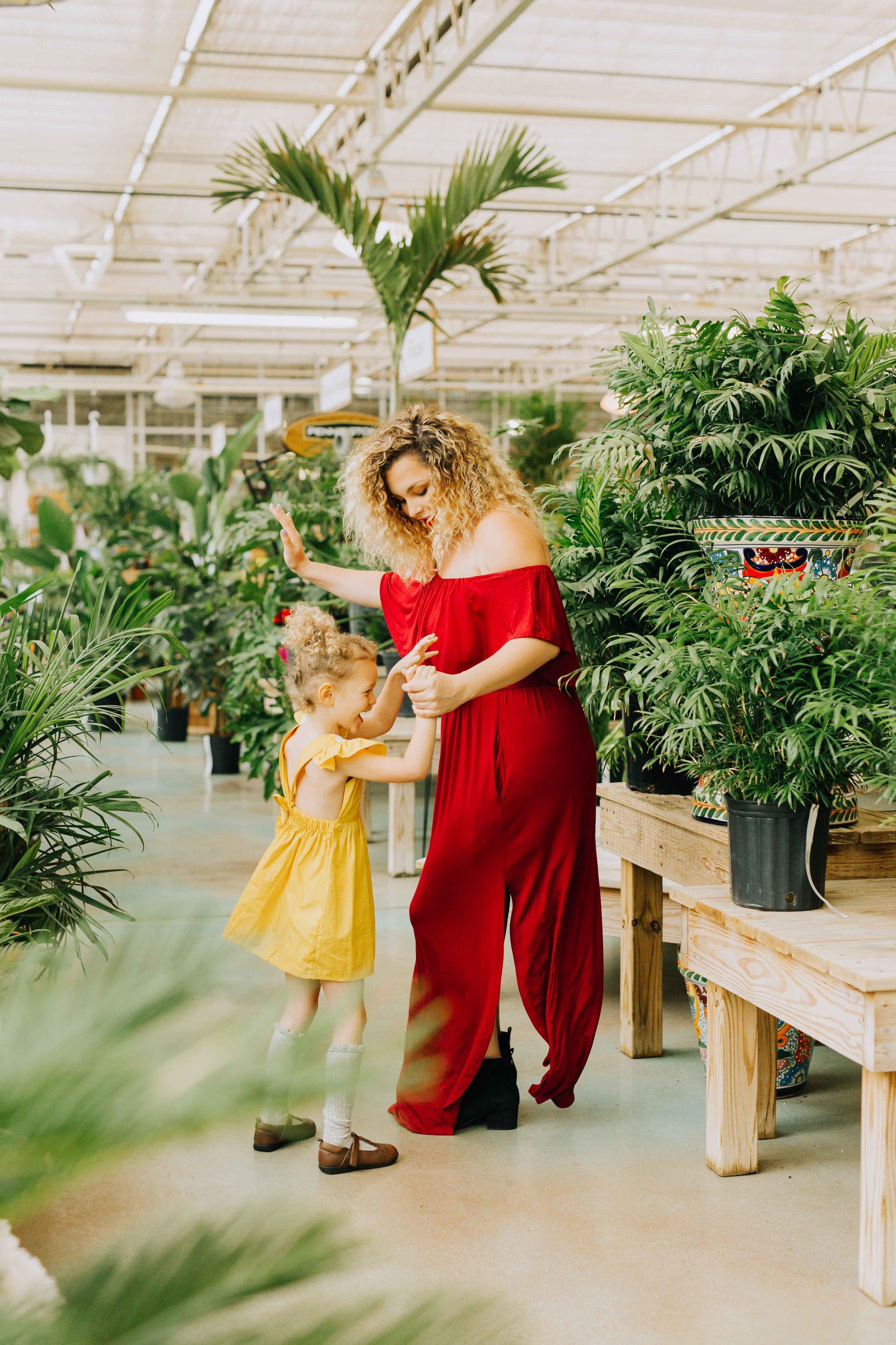 Merrifield-garden-greenhouse-indoor-Jacqueline-Waters-Photography-Red-dress-family- (96).jpg