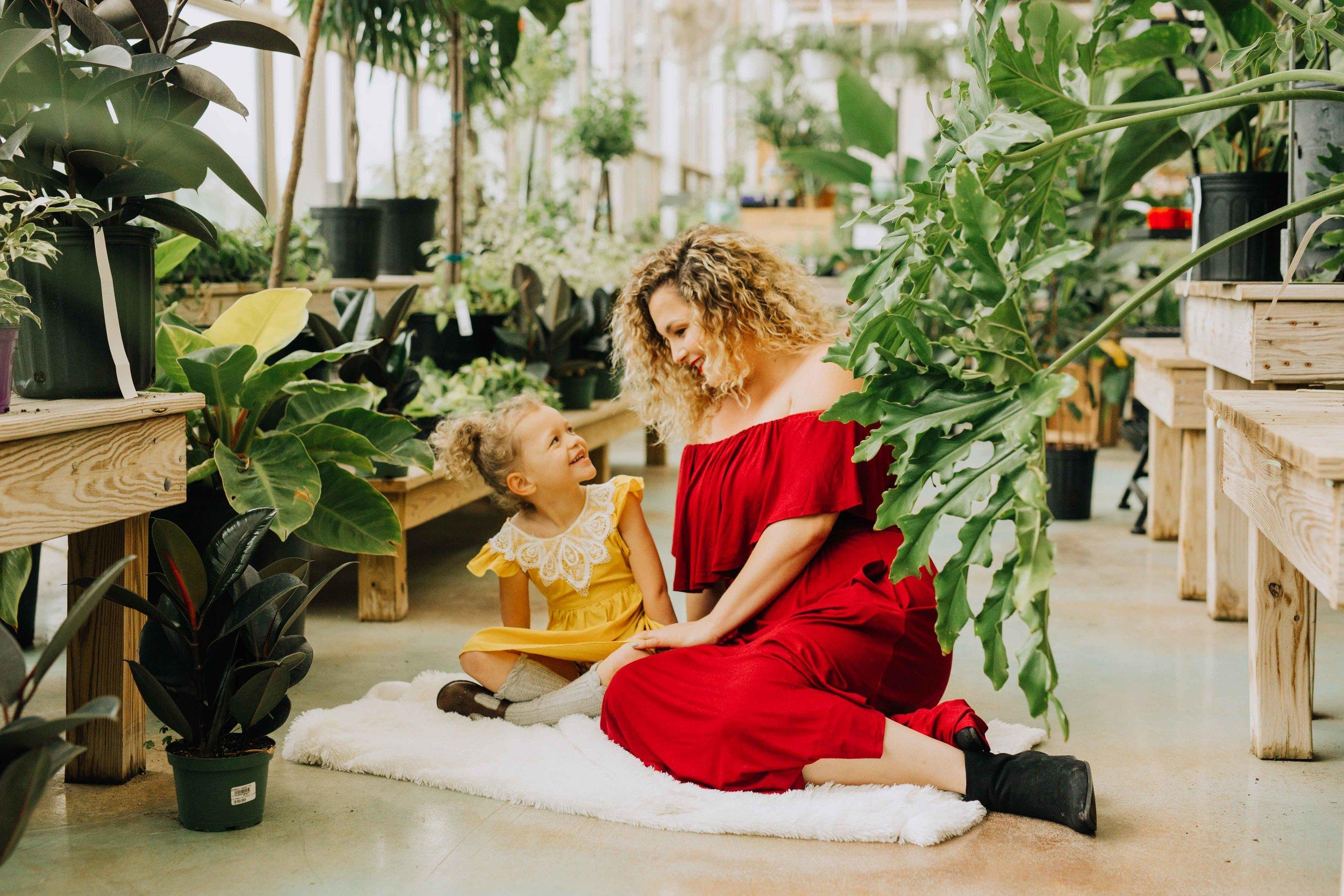 Merrifield-garden-greenhouse-indoor-Jacqueline-Waters-Photography-Red-dress-family- (104).jpg