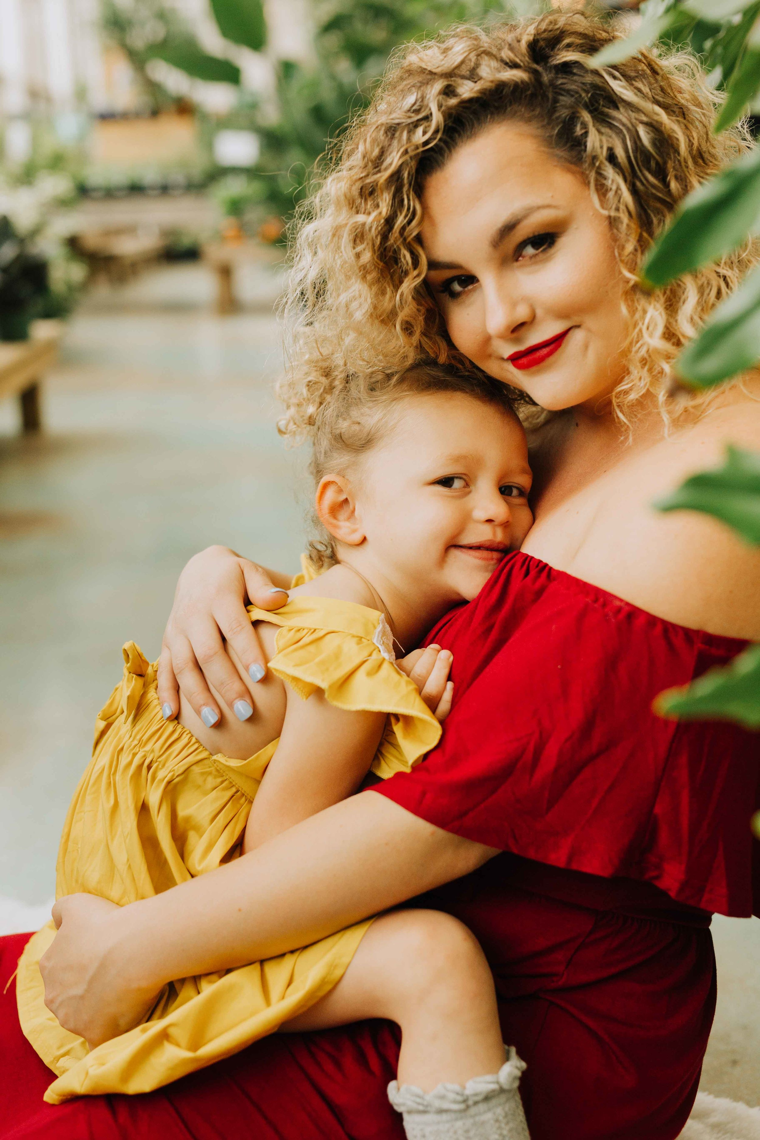 Merrifield-garden-greenhouse-indoor-Jacqueline-Waters-Photography-Red-dress-family- (138).jpg