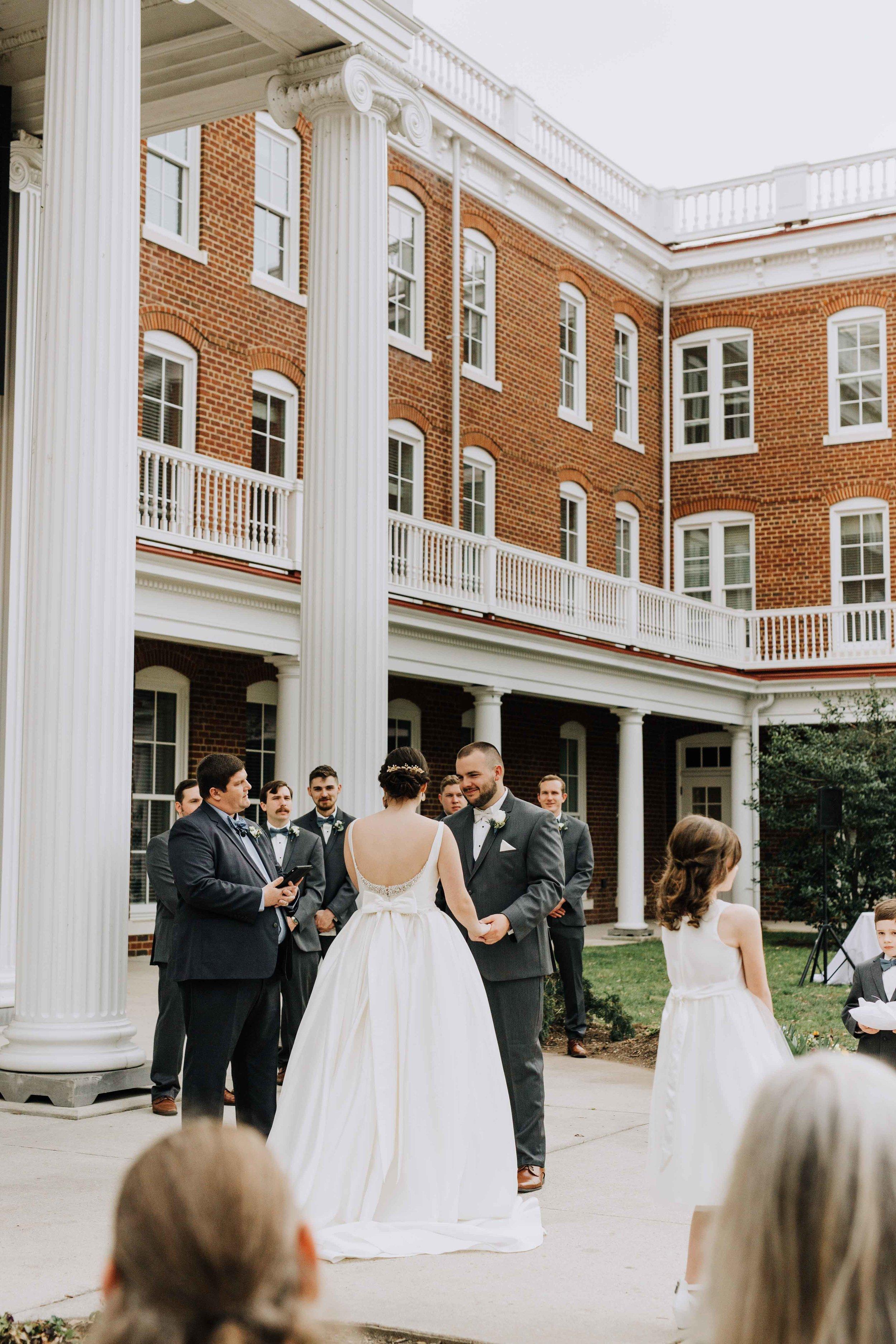 Farmville-Virginia-Wedding-Hotel-Weynoke-Downtown-Jacqueline-Waters-Photography-Detailed- (806).jpg