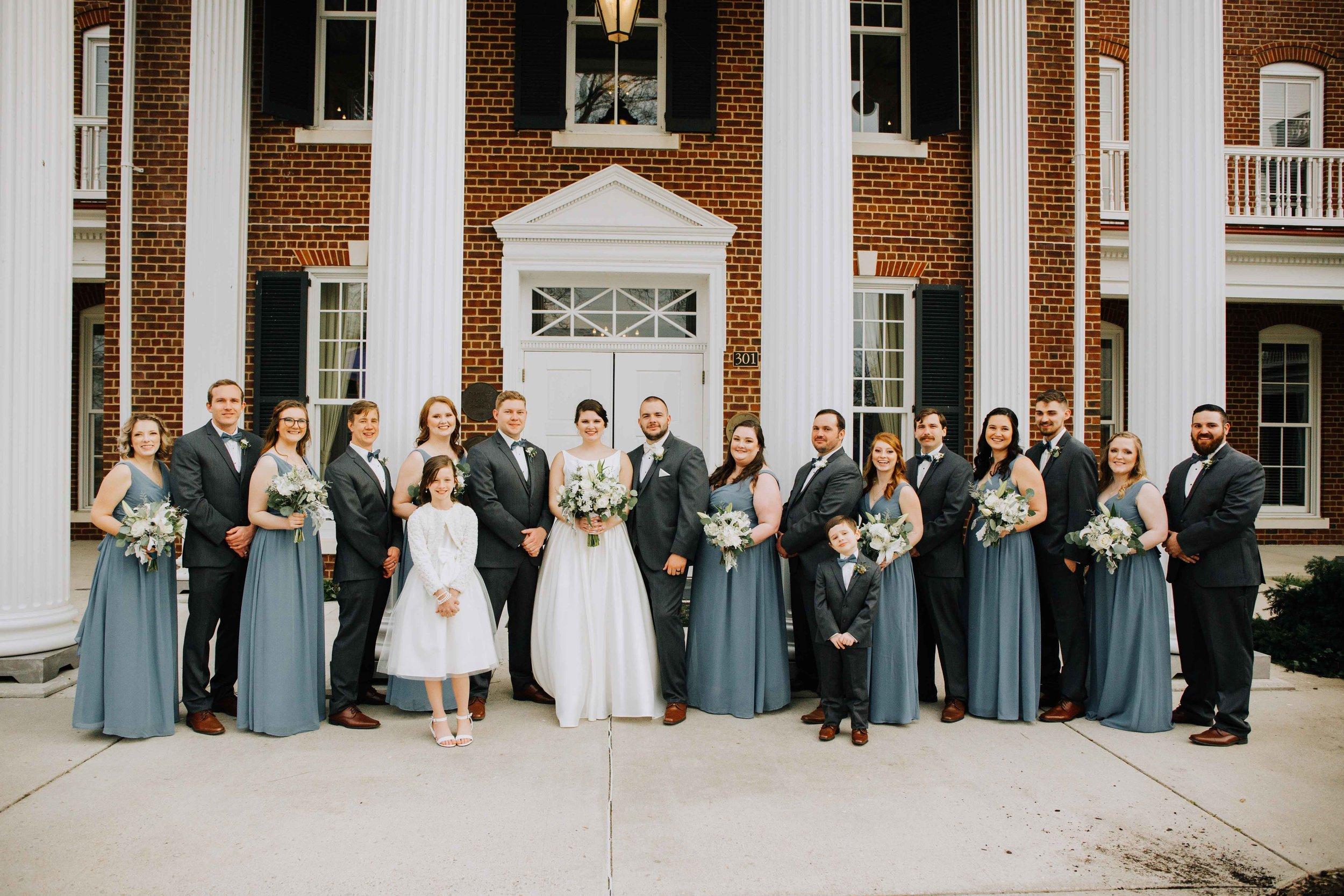 Farmville-Virginia-Wedding-Hotel-Weynoke-Downtown-Jacqueline-Waters-Photography-Detailed- (1076).jpg