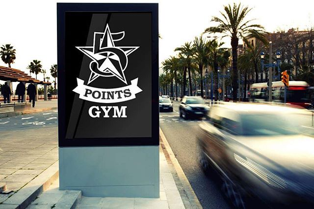 It's the beginning! New logo finalised. Pretty excited to finally be here and developing this space to something that changes the way we experience fitness. #gym #fitnesscentre #fitnesscenter #auckland #newmarket #boxfit #yogilates #bootcamp #strengthandconditioning  #spin  #aucklanddomain #personaltrainer #streetart #nyculture