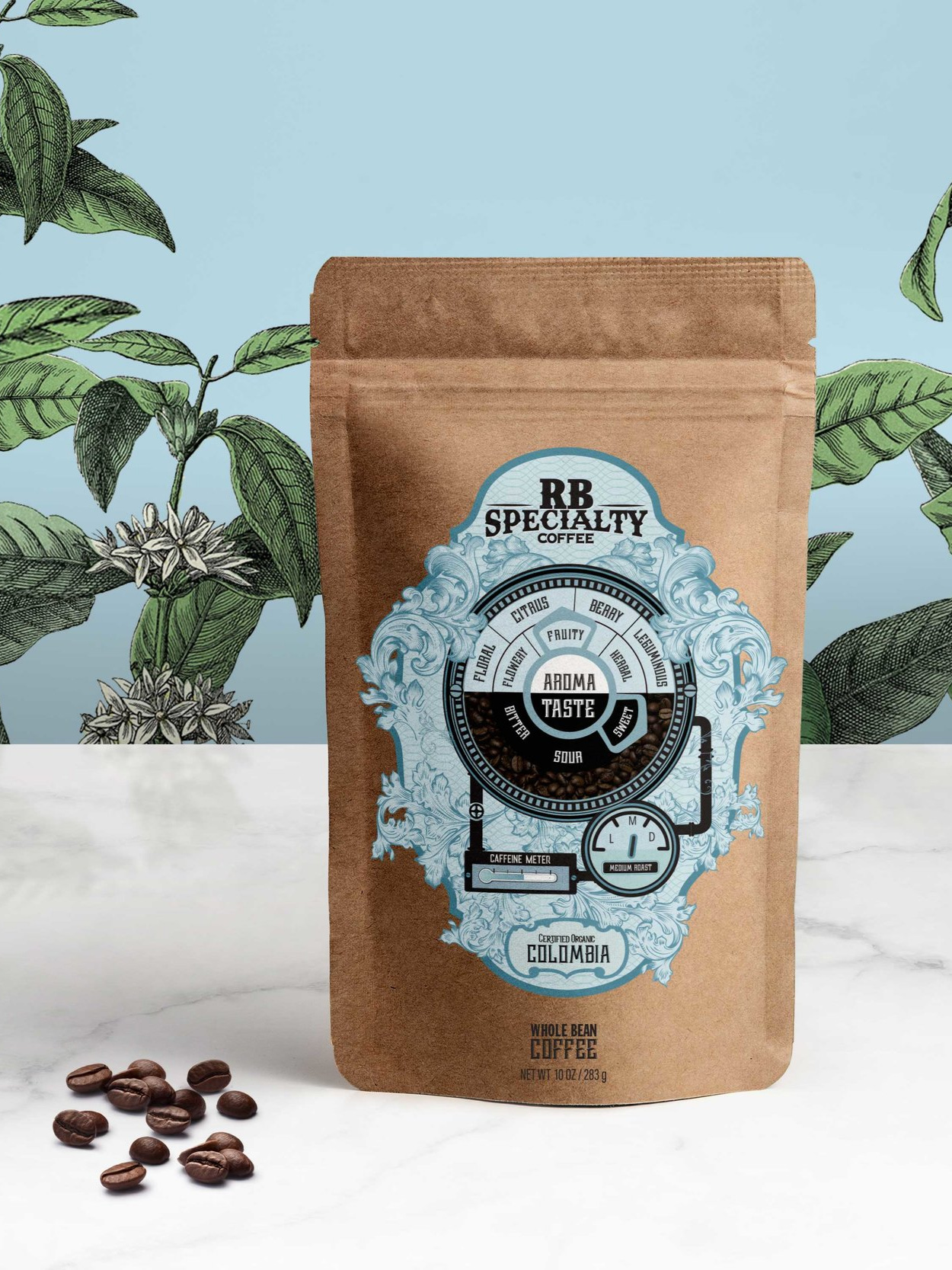 RB Coffee Packaging