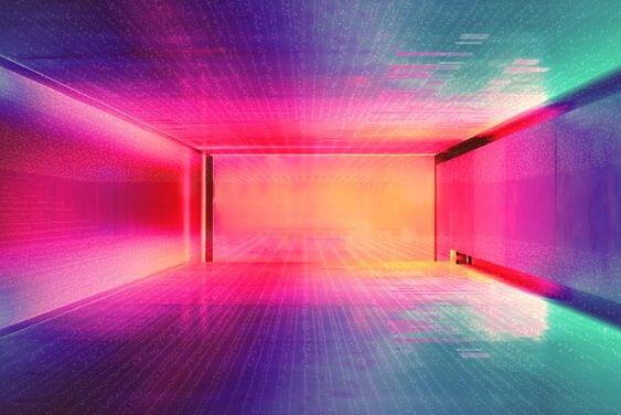 Concept: Tech futurism