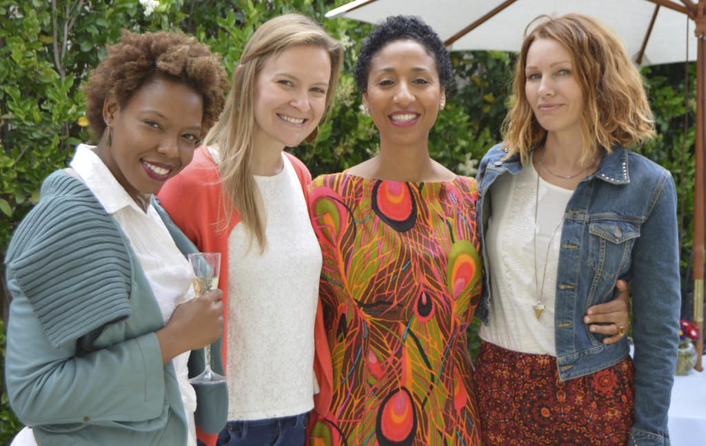 Ladies LuncheonMay 2015 - Sunny Saturdays are meant for sisterhood, comfort food and generosity. In 2015, Hummingbirds dined and made new friends over a fabulous cellist serenade.
