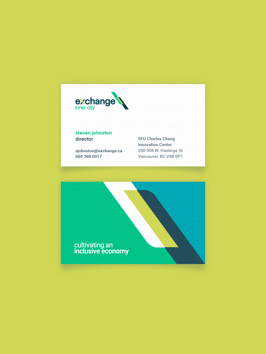 Envisioning exchange: inner city's brand collateral