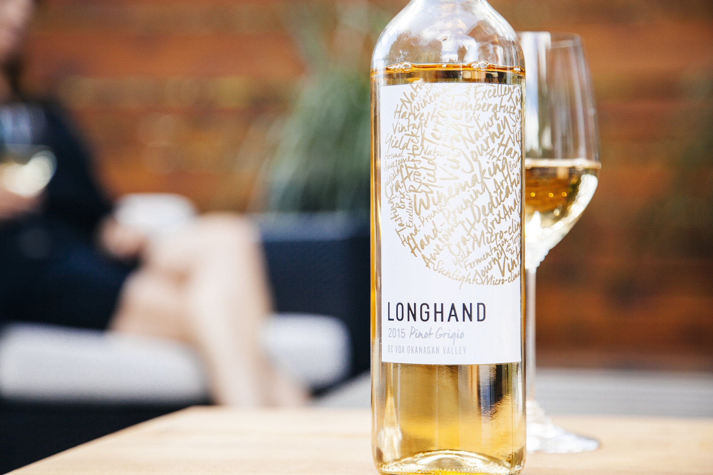 Lifestyle product imagery for Longhand case study
