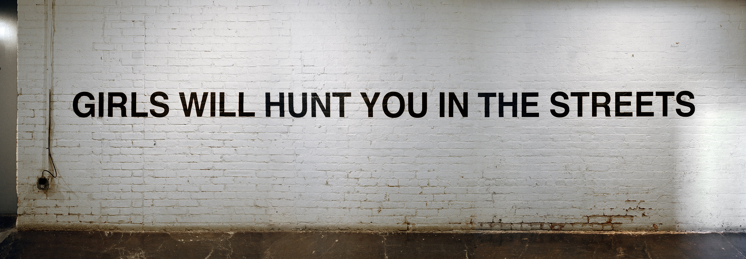 Girls will hunt you in the streets. 2010