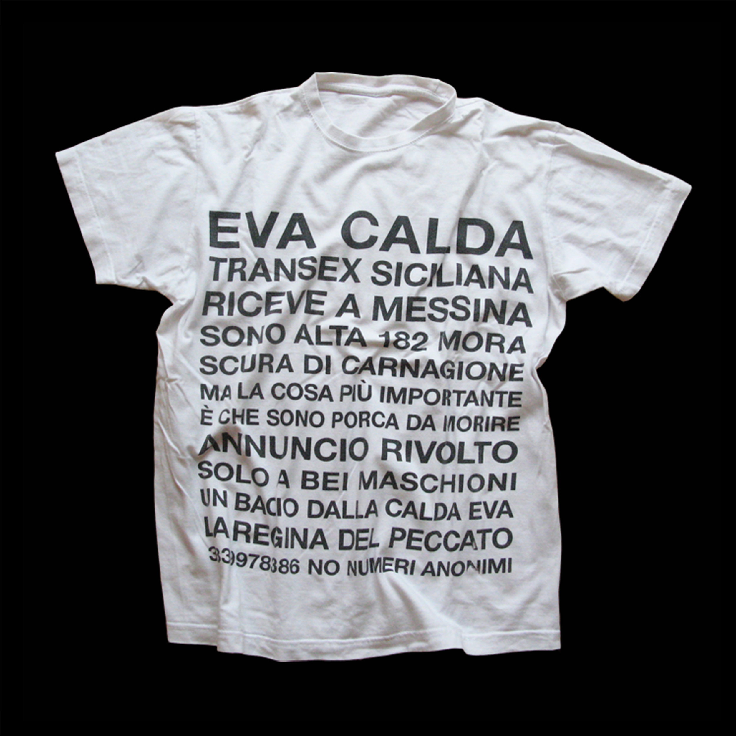 Eva (Self Portrait). 2010