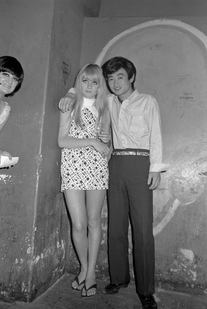 The Catacombs, 1968