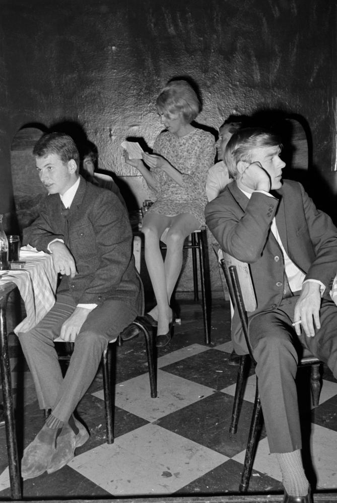 The Catacombs, 13 February 1968
