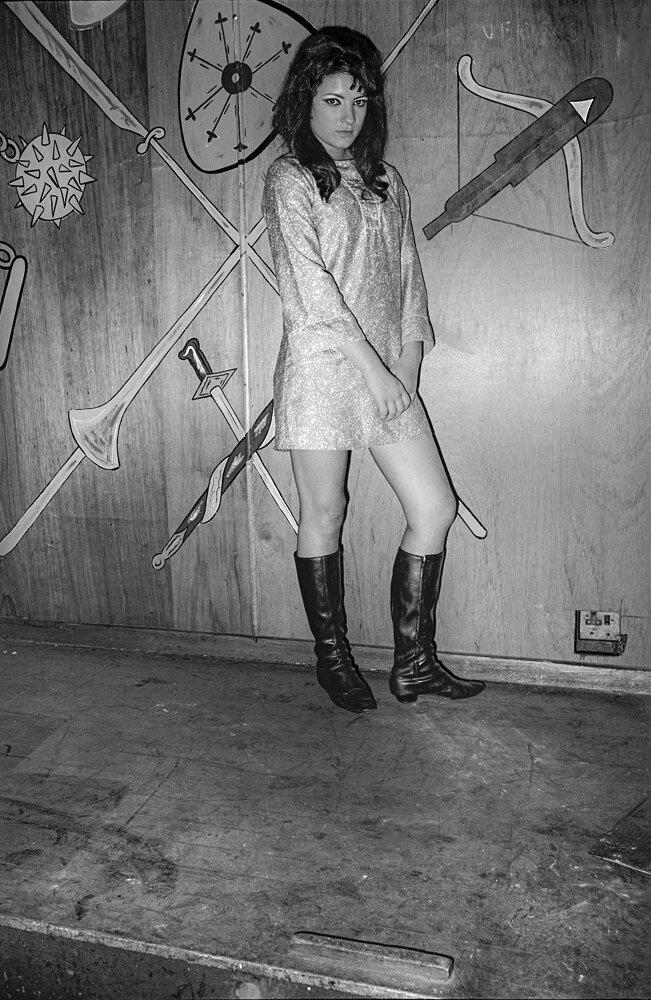 The Catacombs, 23 February 1968