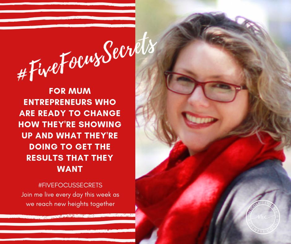 #FiveFocusSecrets.png