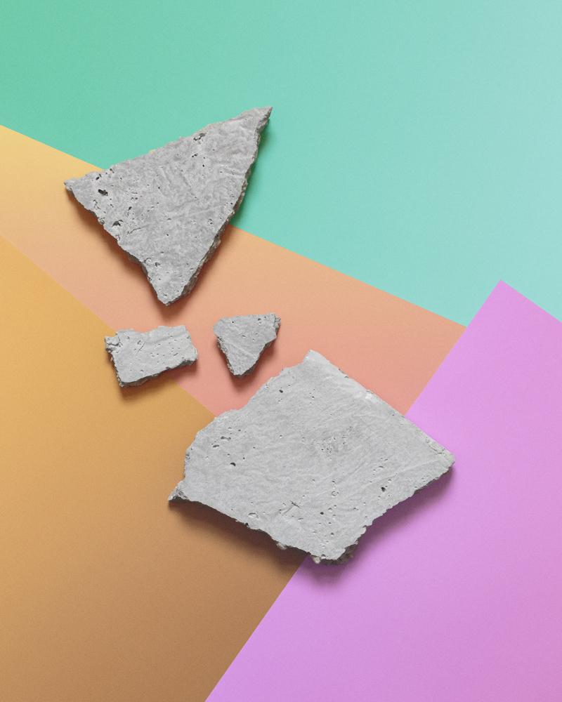 Concrete Composition (Series 1) #1