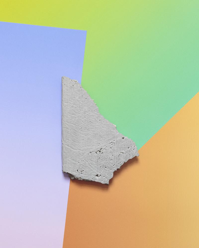 Concrete Composition (Series 1) #2