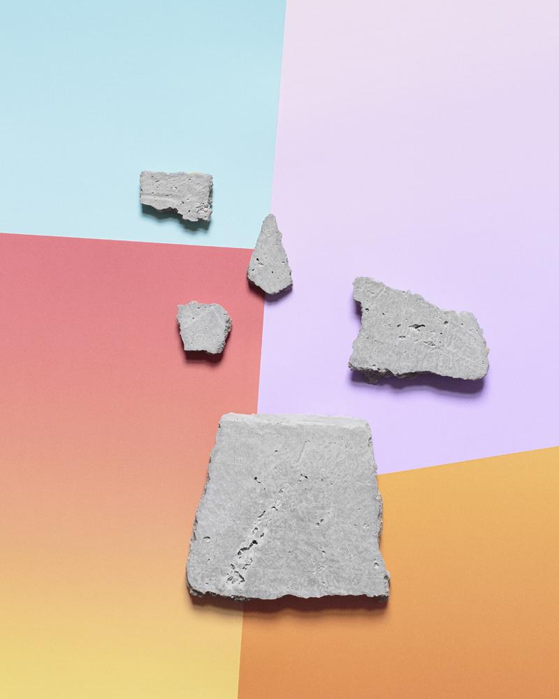 Concrete Composition (Series 1) #3