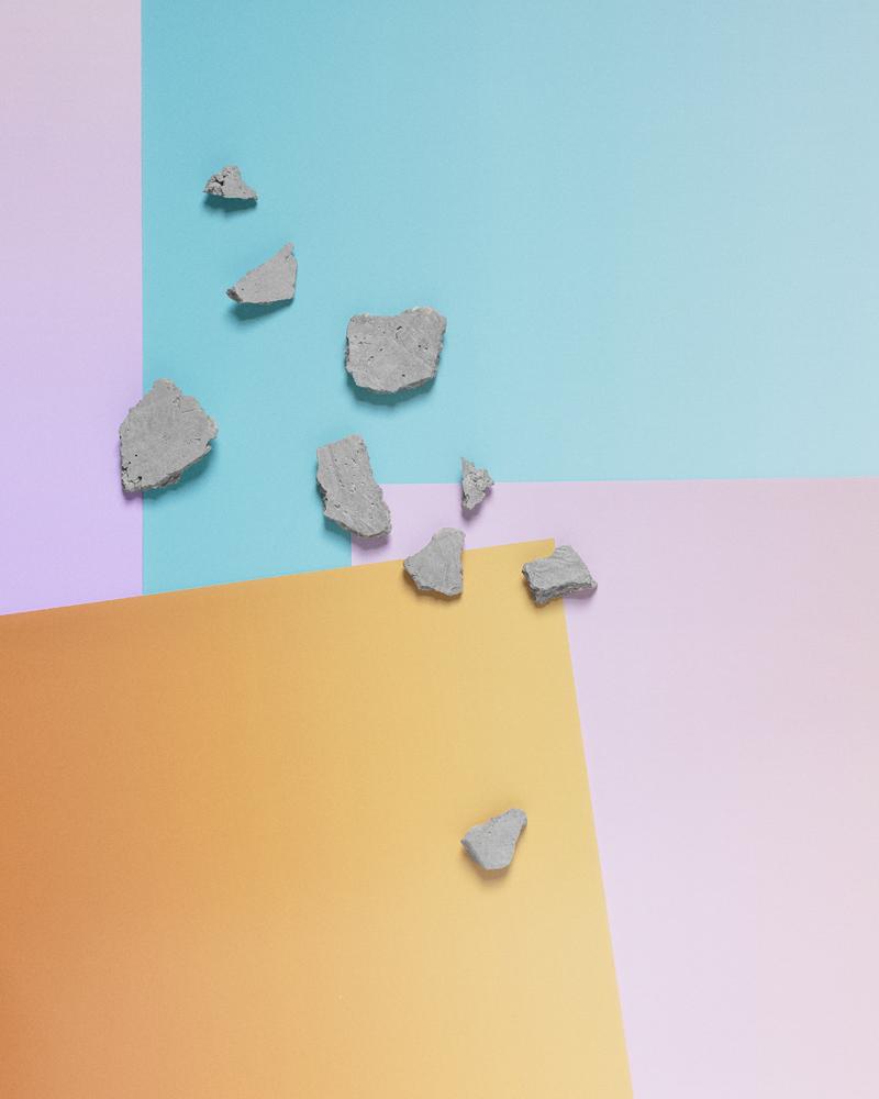 Concrete Composition (Series 1) #5
