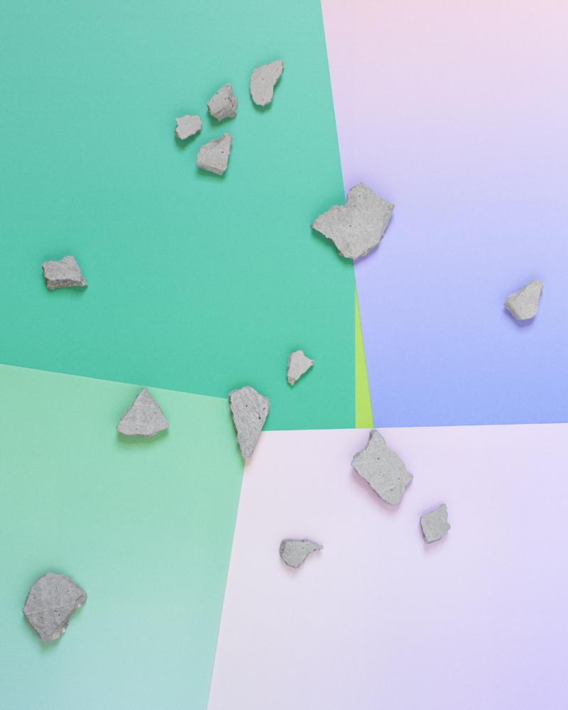 Concrete Composition (Series 1) #6