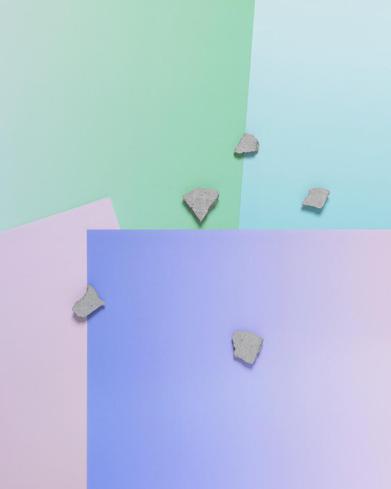 Concrete Composition (Series 1) #7