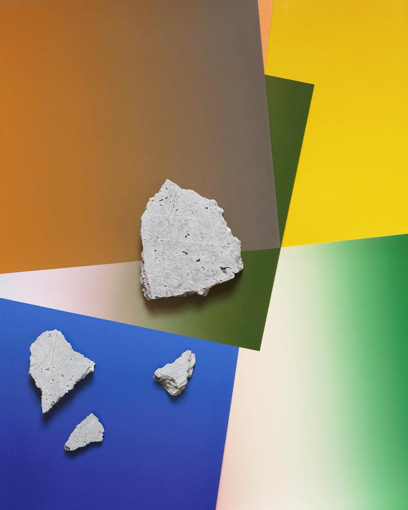 Concrete Composition (Series 2) #1