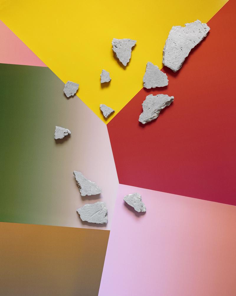 Concrete Composition (Series 2) #2