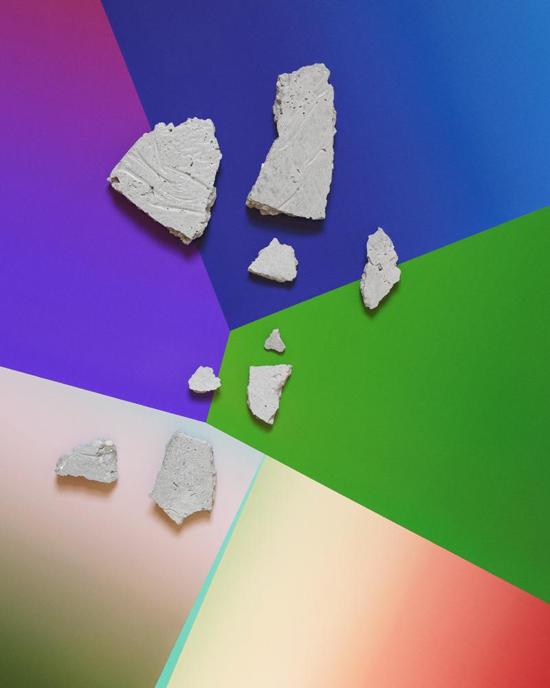 Concrete Composition (Series 2) #3