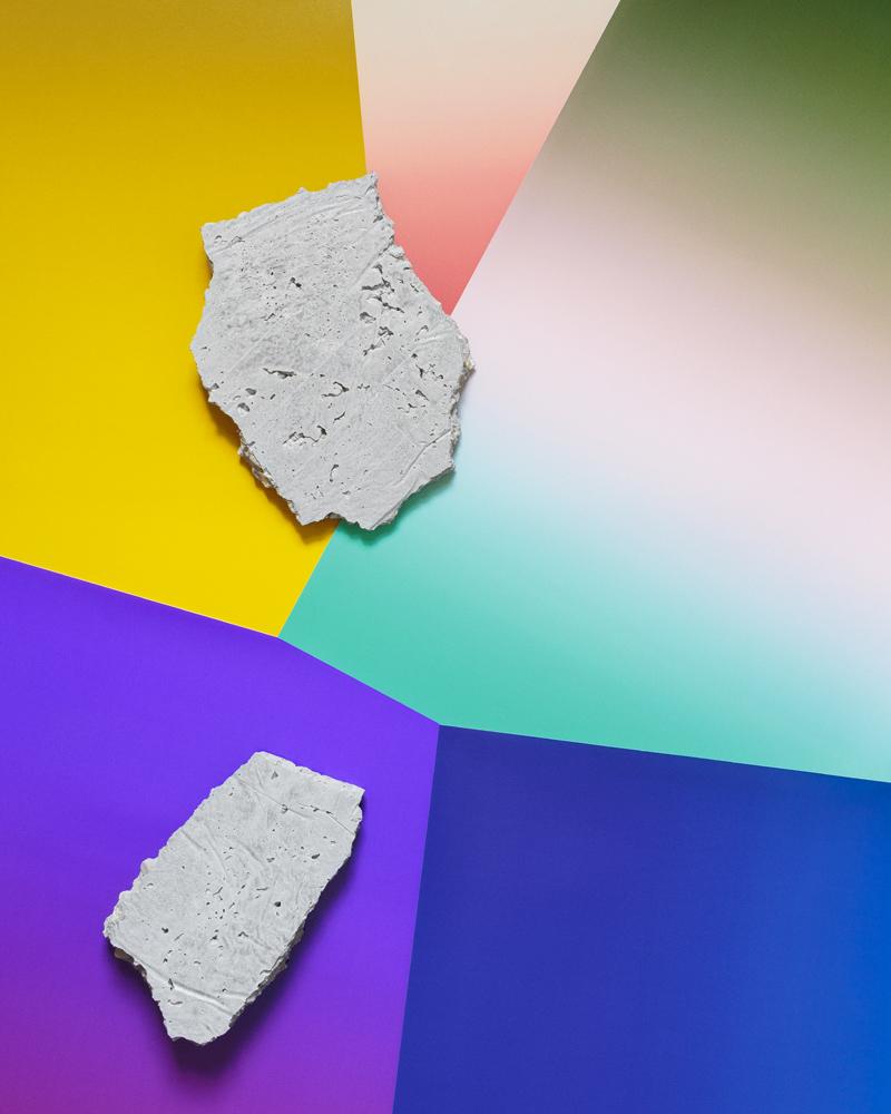 Concrete Composition (Series 2) #4