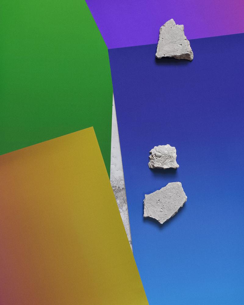 Concrete Composition (Series 3) #1