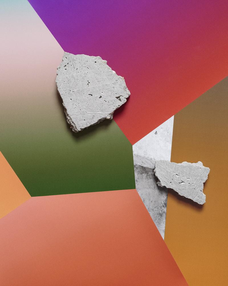 Concrete Composition (Series 3) #2