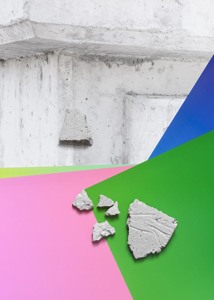 Concrete Composition (Series 3) #3