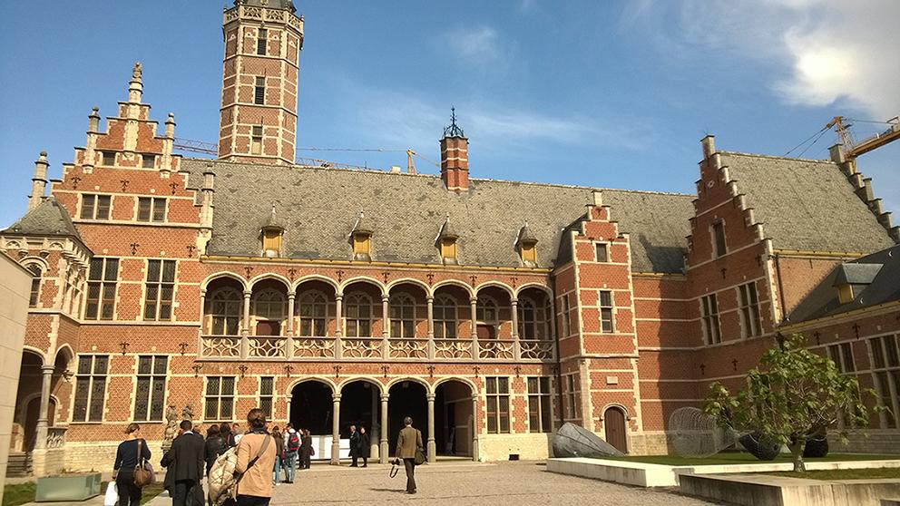Museum Hof van Busleyden, Mechelen. Kuva: Eeva Kyllönen