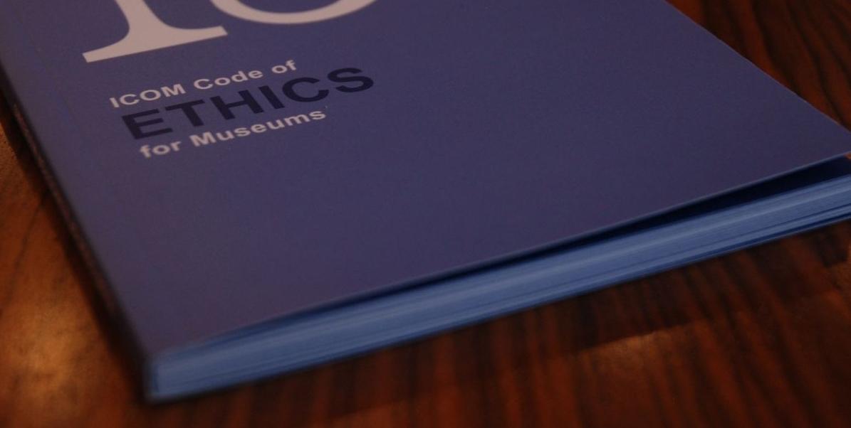 museoetiikka - yhteiset kansainväliset ohjeet museoammattilaisen tukena