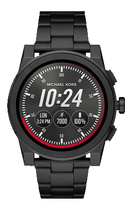 Designed for the fast-paced lifestyle of the modern man, the Michael Kors Access Grayson smartwatch combines innovative technology with a refined aesthetic.png