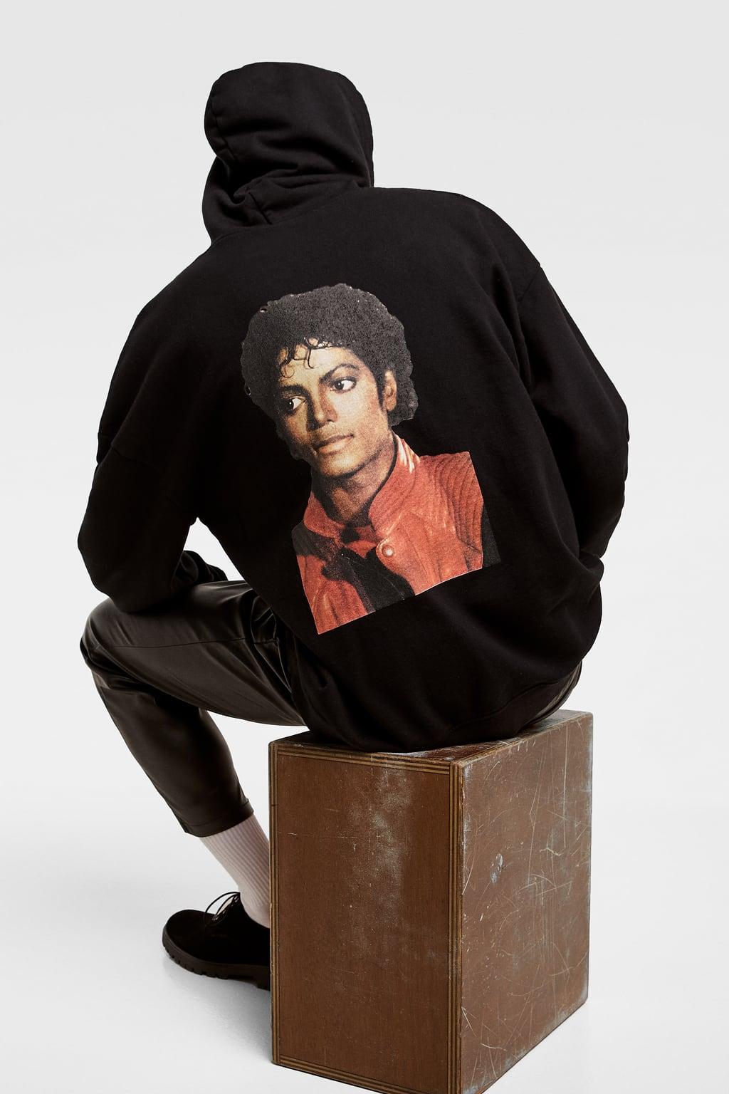 Zara, Michael Jackson's Thriller Hoodie.
