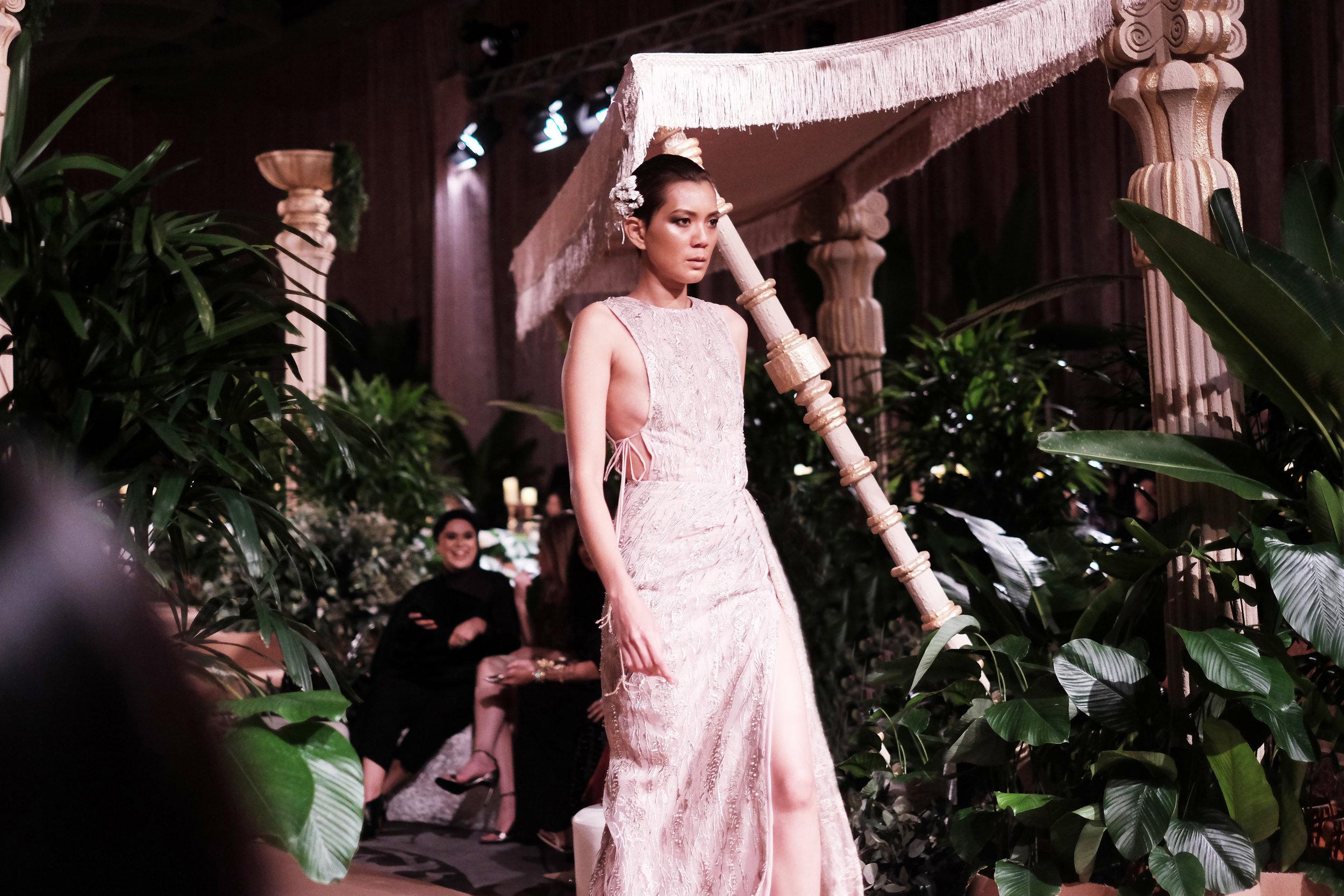 Malaysian Super Model:  Tinie