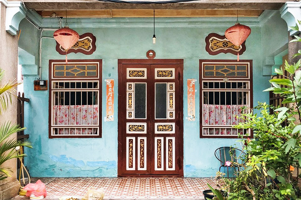 Traditional Shophouse in Penang