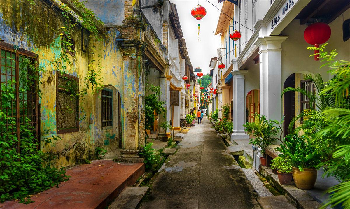 Concubine Lane, Ipoh