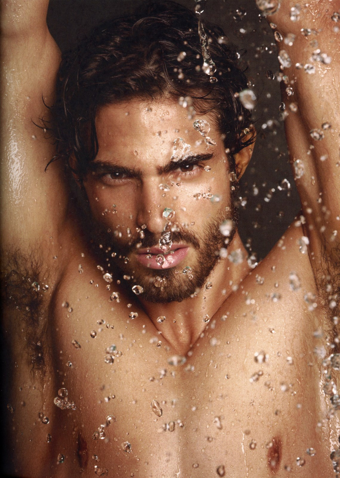 Juan Betancourt    for Tom Ford Men Skincare and Grooming